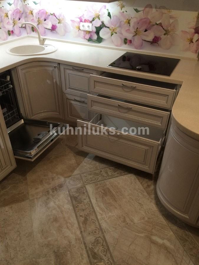 Кухня Корсика глянец