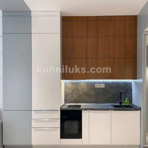 Кухня «Виктория», шкаф купе, декоративные панели