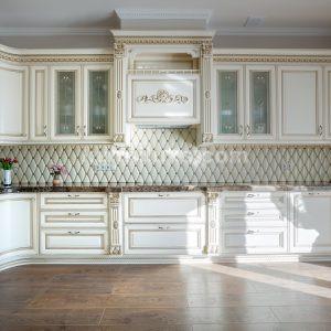 Кухня Олимпия (массив бука)